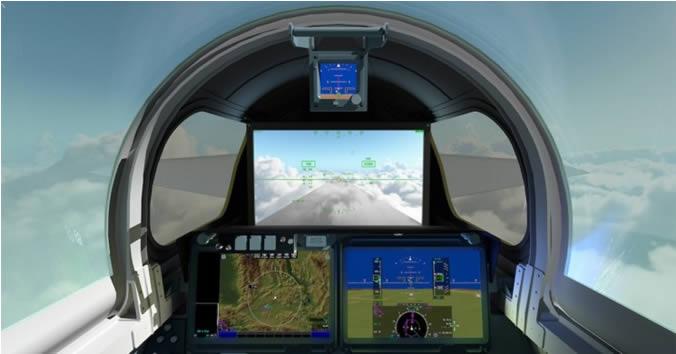 La NASA développe un jet supersonique sans fenêtre à l'avant