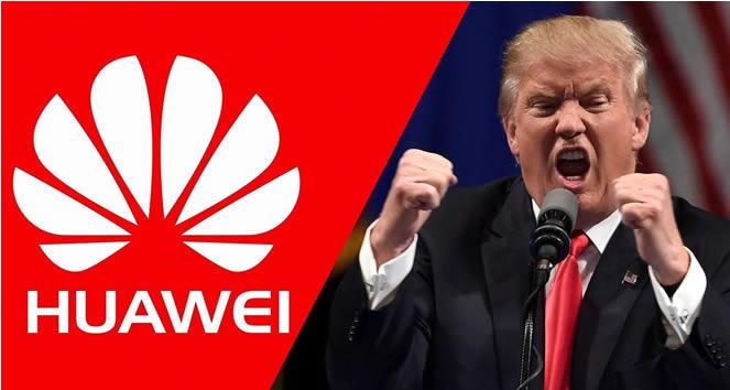 Les entreprises de technologie américaines poursuivent leurs ventes à Huawei