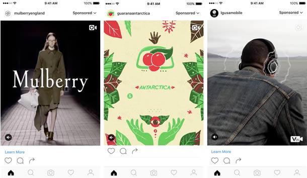 Instagram commencera à placer des publicités dans la page Explorer.