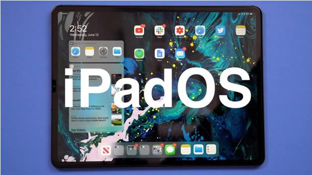 Apple dévoile le nouvel iPadOS