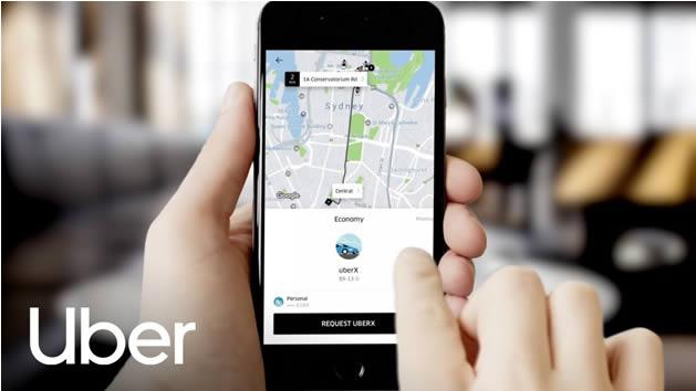 il ne faut jamais se fier aux cartes Uber et Lyft