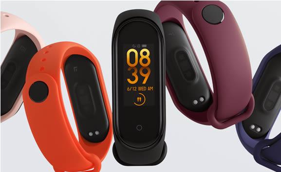 Le Mi Smart Band 4, un bracelet de remise en forme attrayant et bon marché