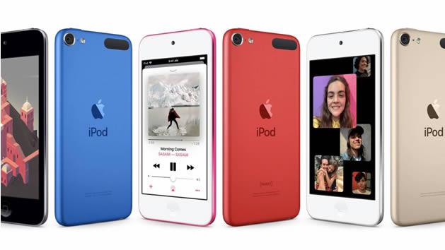 Apple essaie de relancer son iPod avec un nouveau modèle plutôt décevant