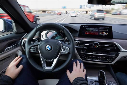 BMW améliore les capacités de son régulateur de vitesse adaptatif