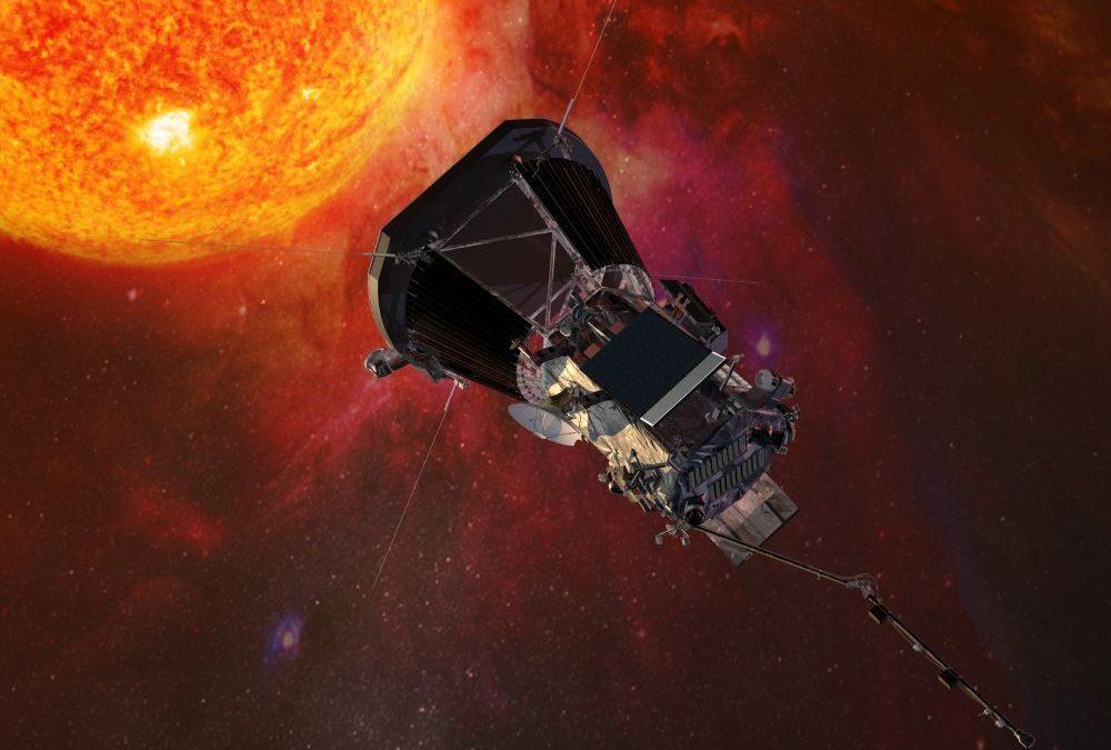 La sonde solaire de la NASA renvoie les données de ses deux premières visites