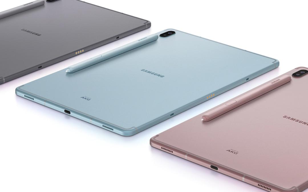 Notre avis sur la Galaxy Tab S6