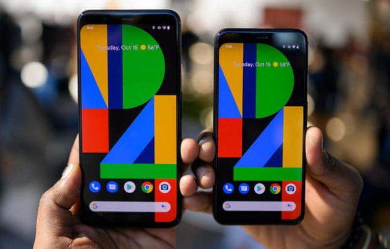 Google Pixel 4 et 4 XL : Un goût de l'avenir légèrement imparfait
