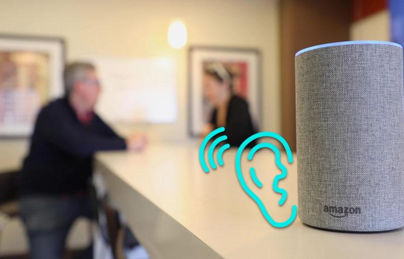 Alexa écoute-t-elle toujours nos conversations ?