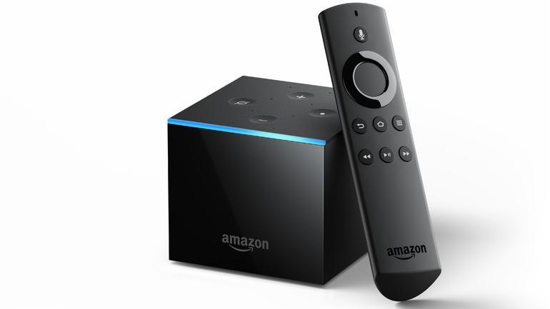 Amazon Fire TV Cube : La boîte de streaming d'Alexa évolue