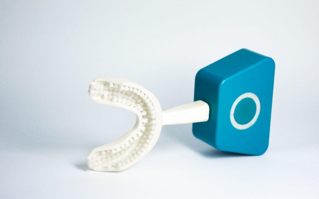 La brosse à dents qui nettoie votre bouche en 10 secondes est enfin prête