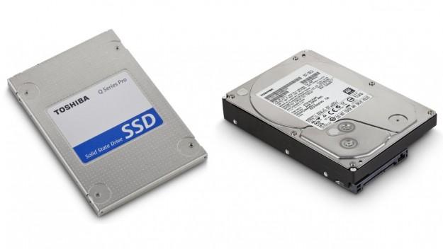 Quelle différence entre un disque HDD et SSD ?