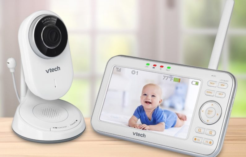 Acquérir un babyphone pour mieux surveiller bébé.