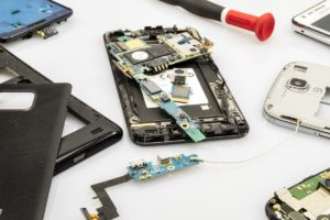 reparation telephone