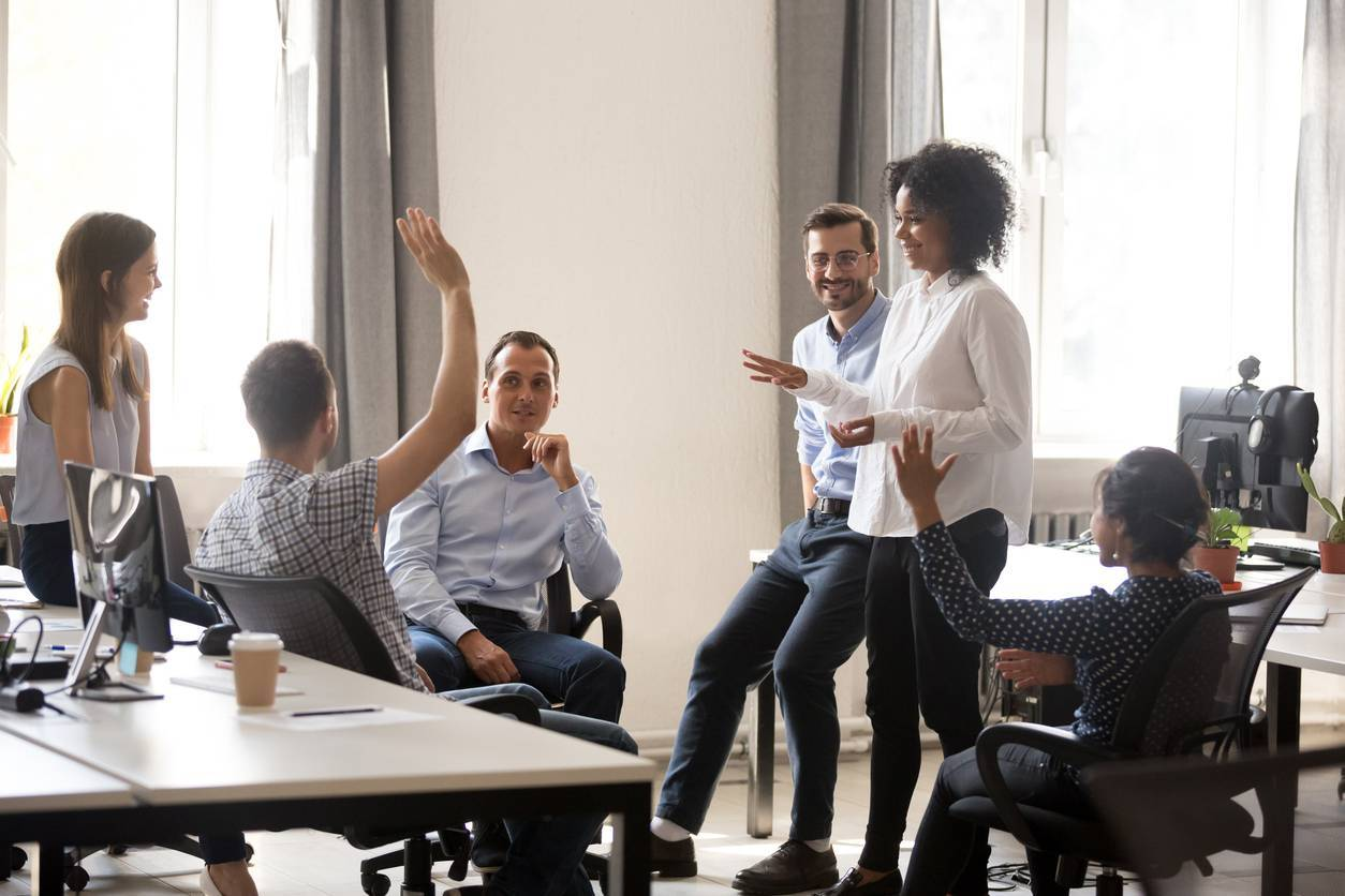 accroître la dynamique d'entreprise