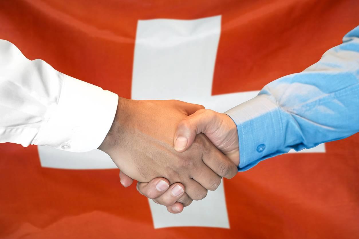 domiciliation en Suisse