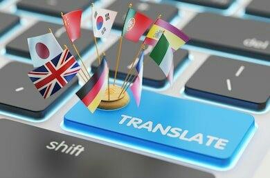drapeau traduction