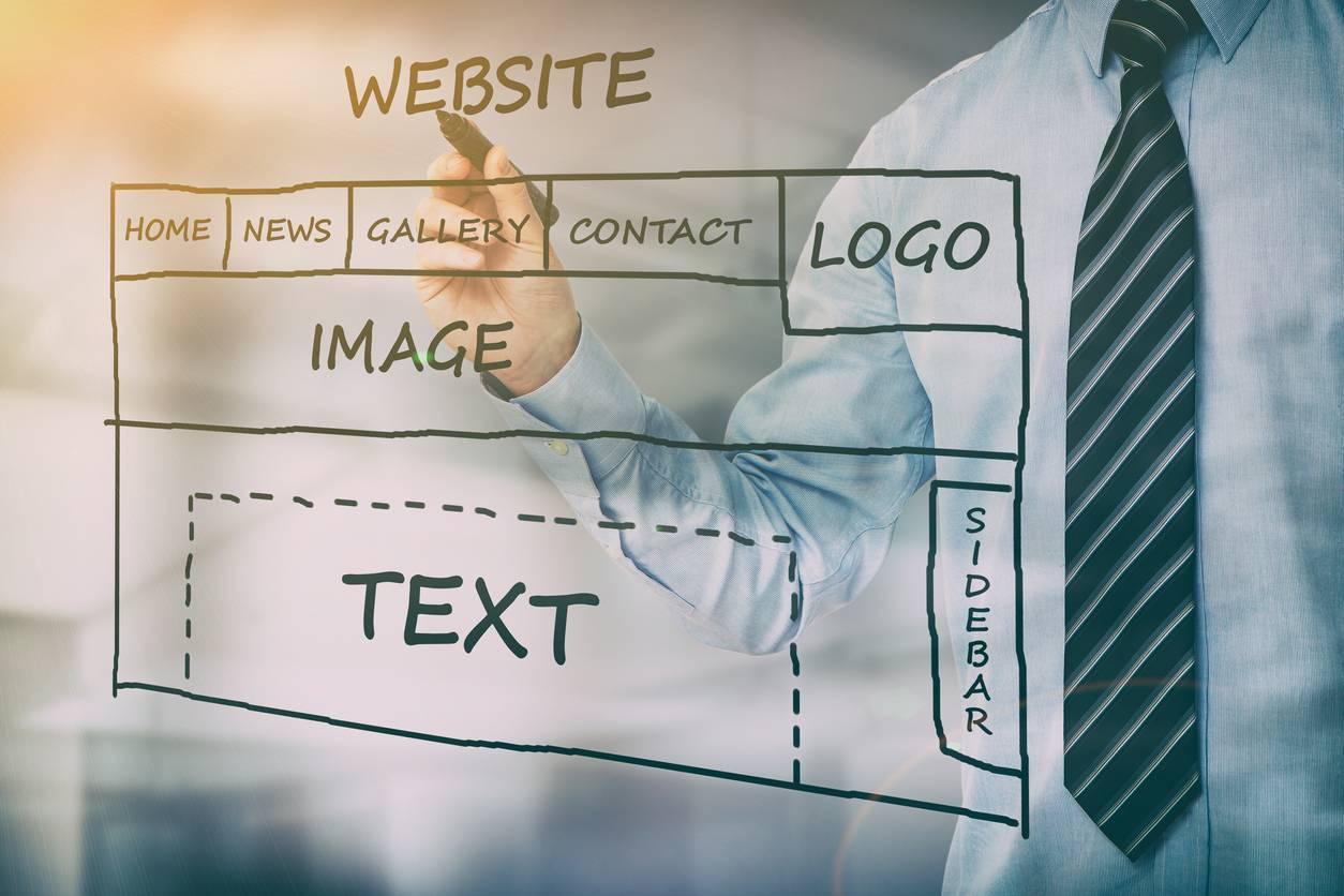 création de site web par une agence : avantages