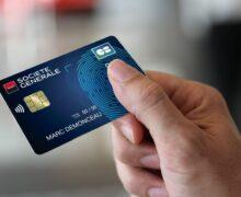 La carte bancaire biométrique arrive !