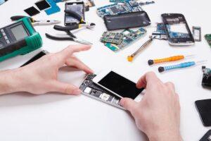 technicien reparation smartphone