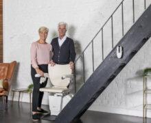 Comment sécuriser les escaliers de la maison pour favoriser l'indépendance?