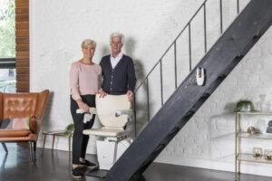 escalier senior