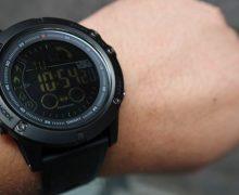 Montre intelligente T-Watch
