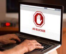Le blocage des pubs sur internet