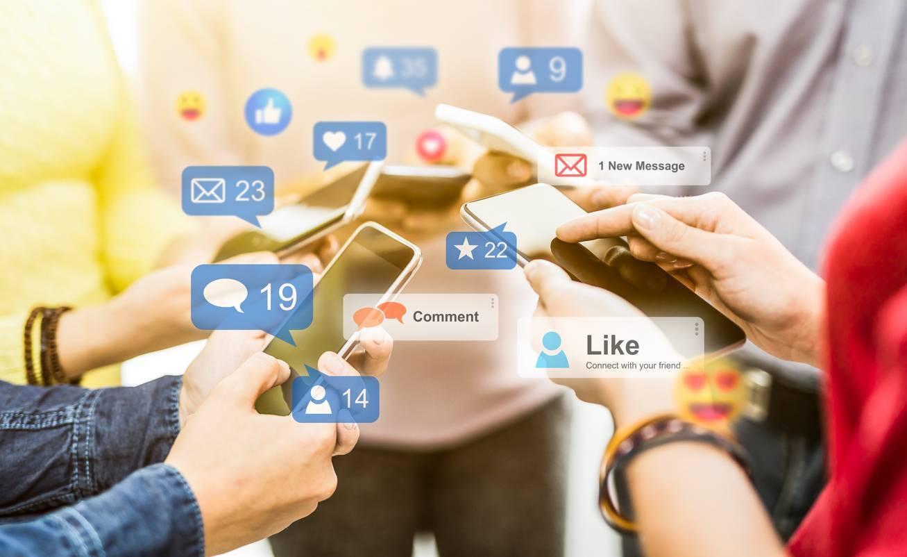 sms texto publicité marketing