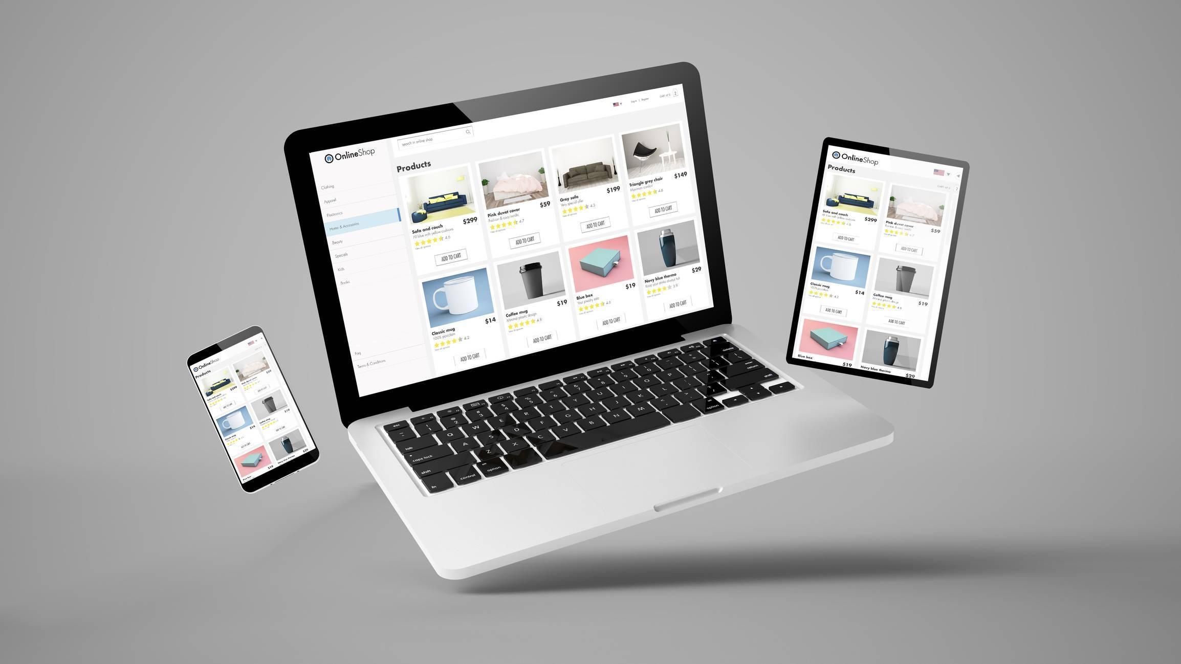 site web créé avec CMS Joomla webmaster