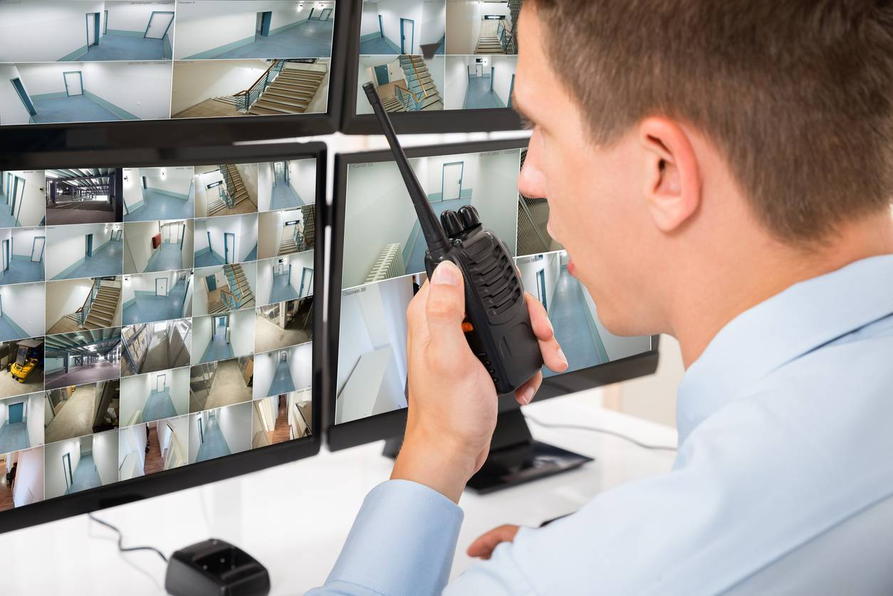 télésurveillance pour locaux d'entreprise