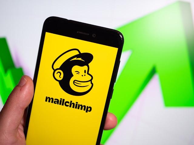 Mailchimp smartphone