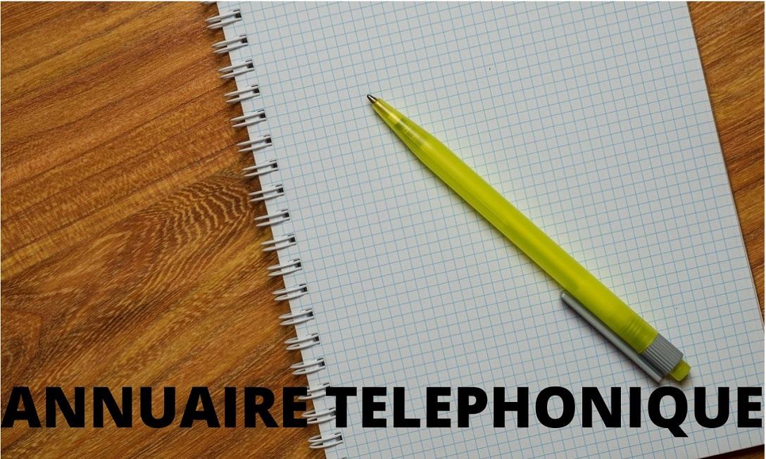 annuaire telephonique
