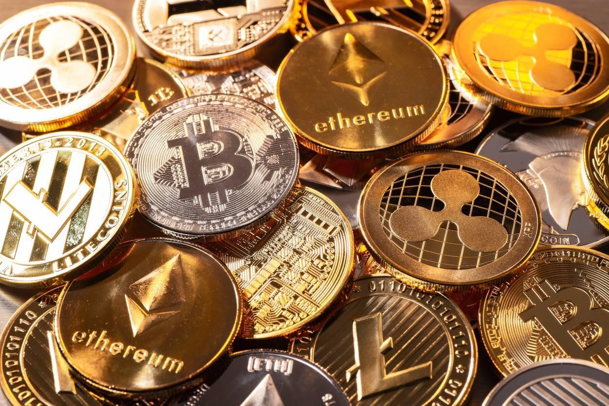cryptomonnaie, sites de trading