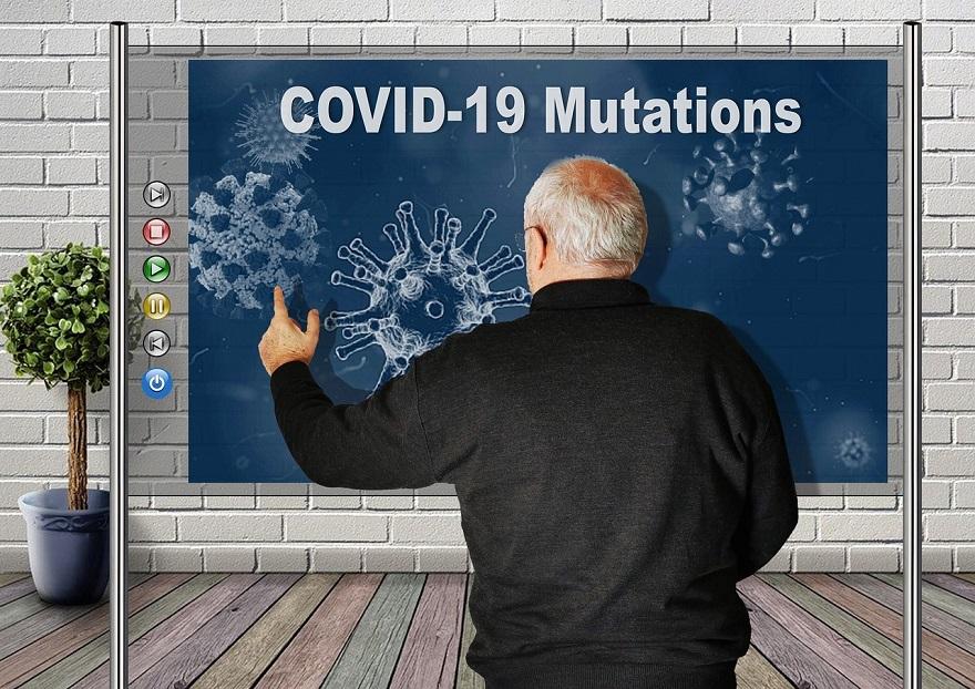 covid 19 mutations