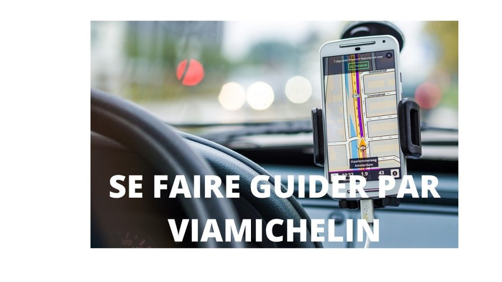 Via Michelin Itinéraire