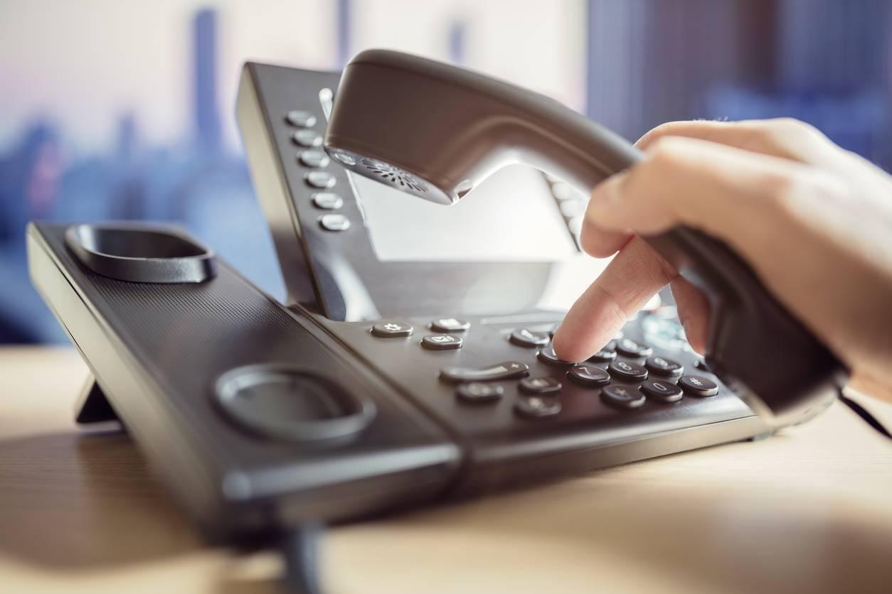 central téléphonique entreprise