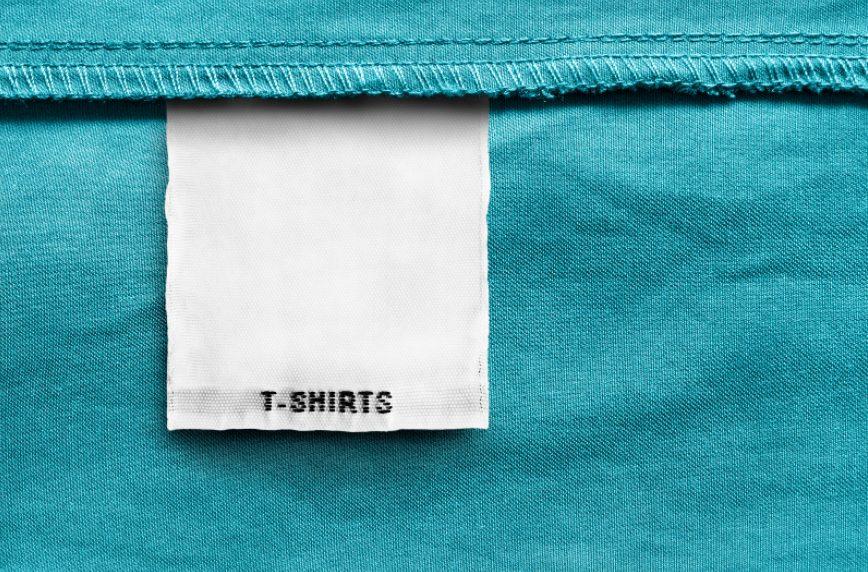 bonnes étiquettes textiles
