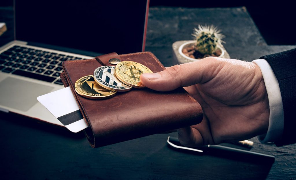 porte feuille bitcoin